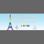 Tourism for Gay Games en Paris del  5 al 11 de agosto de 2018 (Reuniones / Debates Gay, Lesbiana, Trans, Bi)