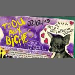 巴黎Trou aux Biches2019年11月 2日,23:45(男同性恋 俱乐部/夜总会)