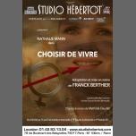 Choisir de vivre in Paris le Wed, March 14, 2018 from 07:00 pm to 08:15 pm (Show Gay Friendly, Lesbian Friendly, Trans)
