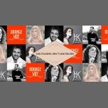 """Concerts """"Les Escales des Funambules"""" aux Rendez-Vous d'Ailleurs in Paris le Sat, November  3, 2018 from 07:30 pm to 09:00 pm (Concert Gay Friendly, Lesbian Friendly)"""