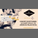 Les Funambules | Concert exceptionnel (gratuit) Gay Games 2018 in Paris le Wed, August  8, 2018 from 05:00 pm to 06:00 pm (Concert Gay Friendly)