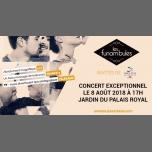 Les Funambules | Concert exceptionnel (gratuit) Gay Games 2018 à Paris le mer.  8 août 2018 de 17h00 à 18h00 (Concert Gay Friendly)