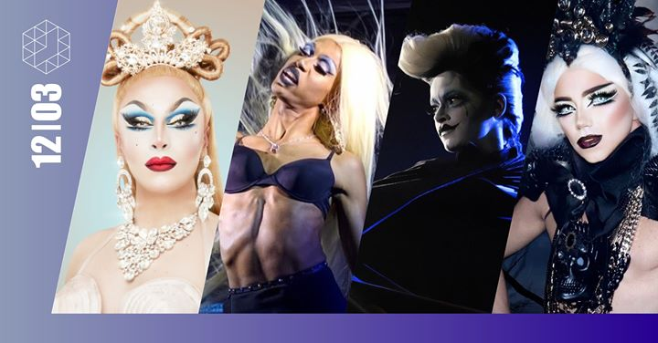 JeudiBarré #166 / Nene / Thomas / Anastacya in Paris le Thu, March 12, 2020 from 07:30 pm to 02:00 am (After-Work Gay)
