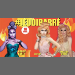 JeudiBarré // Cookie // Le Filip // Millena B Rose in Paris le Do 18. April, 2019 19.30 bis 02.00 (After-Work Gay Friendly)