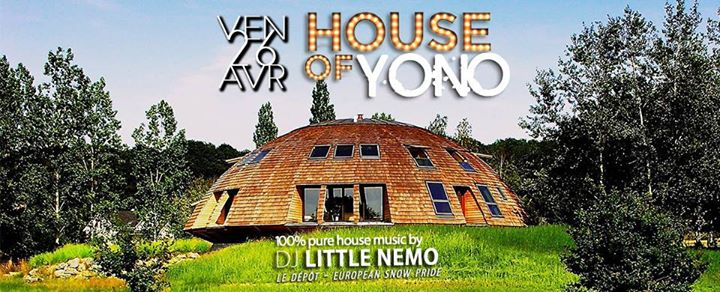 House Of Yono à Paris le ven. 24 mai 2019 de 21h00 à 02h00 (After-Work Gay Friendly)