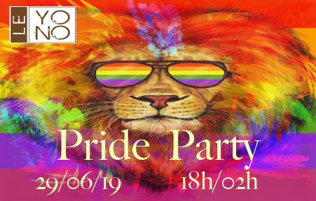 Pride Party en Paris le sáb 29 de junio de 2019 18:00-02:00 (After-Work Gay Friendly)