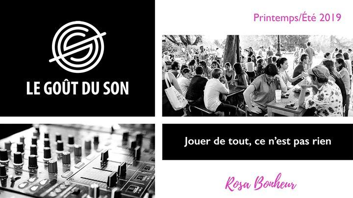 巴黎Les mercredis du goût au Rosa !2019年 8月30日,20:00(男同性恋友好, 女同性恋友好 下班后的活动)