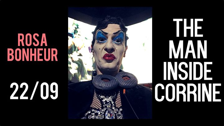 Les Dimanches du Rosa // The Man Inside Corrine in Paris le So 22. September, 2019 20.00 bis 00.00 (After-Work Gay Friendly, Lesbierin Friendly)