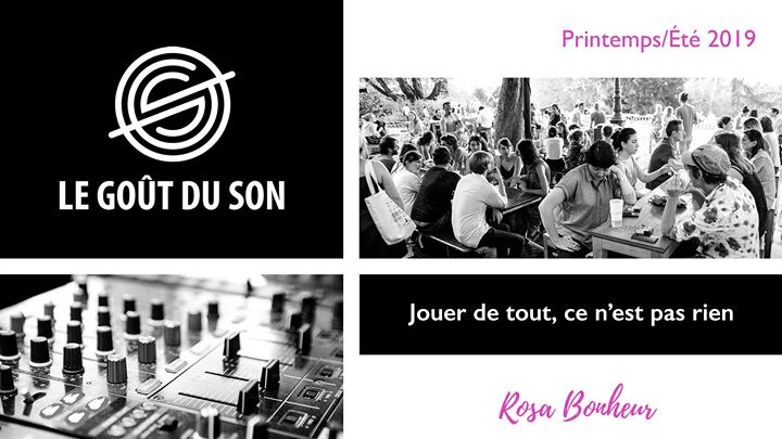 Les mercredis du Goût au Rosa ! in Paris le Wed, May 15, 2019 from 08:00 pm to 12:00 am (After-Work Gay Friendly, Lesbian Friendly)