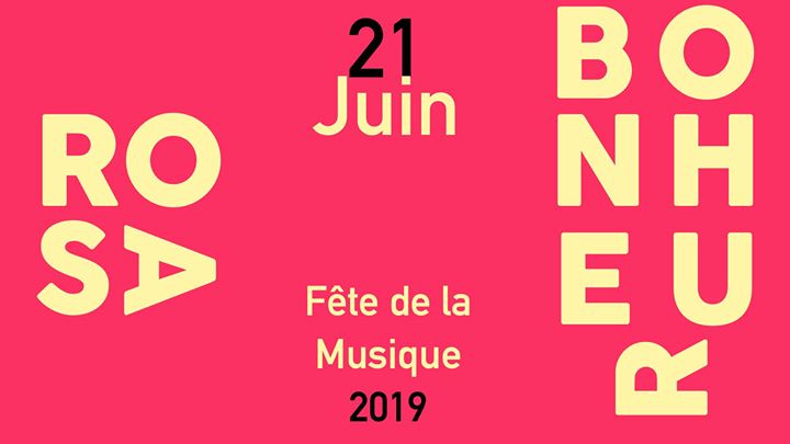Fête de la musique 2019 en Paris le vie 21 de junio de 2019 18:00-23:59 (After-Work Gay Friendly, Lesbiana Friendly)