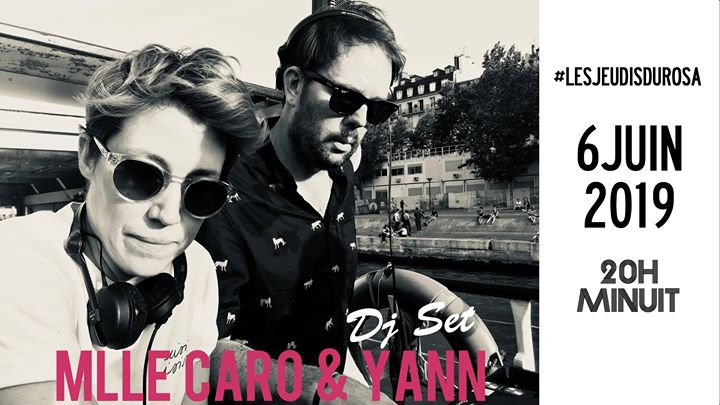 Les Jeudis du Rosa // 06.06 en Paris le jue  6 de junio de 2019 20:00-00:00 (After-Work Gay Friendly, Lesbiana Friendly)