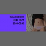 Les Jeudis du Rosa in Paris le Thu, November  8, 2018 from 08:00 pm to 11:59 pm (After-Work Gay, Lesbian)