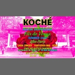 Koché Afterparty in Paris le Tue, September 25, 2018 from 08:00 pm to 01:00 am (After-Work Gay Friendly, Lesbian Friendly)