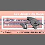 Les Jeudis du Rosa en Paris le jue 10 de enero de 2019 20:00-23:59 (After-Work Gay Friendly, Lesbiana Friendly)