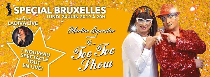 巴黎TOC TOC SHOW by Martine Superstar Saison 62019年 8月24日,20:00(男同性恋友好, 女同性恋友好 演出)