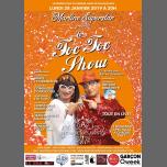 TOC TOC SHOW by Martine Superstar Saison 6 in Paris le Mo 28. Januar, 2019 20.00 bis 22.30 (Vorstellung Gay Friendly)