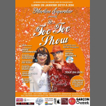 TOC TOC SHOW by Martine Superstar Saison 6 in Paris le Mon, January 28, 2019 from 08:00 pm to 10:30 pm (Show Gay Friendly)