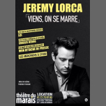 Jérémy Lorca dans Viens, on se marre in Paris le Mi 13. November, 2019 21.30 bis 22.30 (Vorstellung Gay Friendly, Lesbierin Friendly)