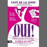 Oui ! à Paris le jeu.  1 mars 2018 de 19h30 à 20h45 (Théâtre Gay Friendly, Lesbienne Friendly)