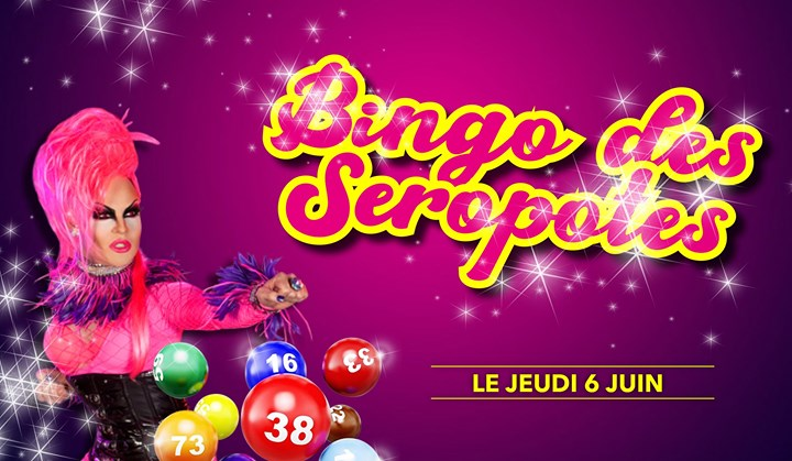 Le Bingo des Séropotes et de leurs amis in Paris le Thu, June  6, 2019 from 07:30 pm to 11:30 pm (After-Work Gay, Lesbian, Trans, Bi)
