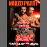 Sunday Naked Party à Paris le dim.  7 octobre 2018 de 14h00 à 19h00 (Sexe Gay)