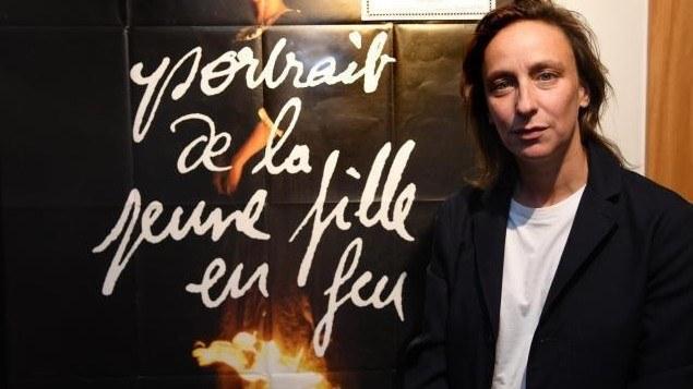 Rencontre avec Céline Sciamma: Portrait de la jeune fille en feu in Paris le Fri, January 31, 2020 from 07:00 pm to 08:30 pm (Meetings / Discussions Gay, Lesbian, Trans, Bi)