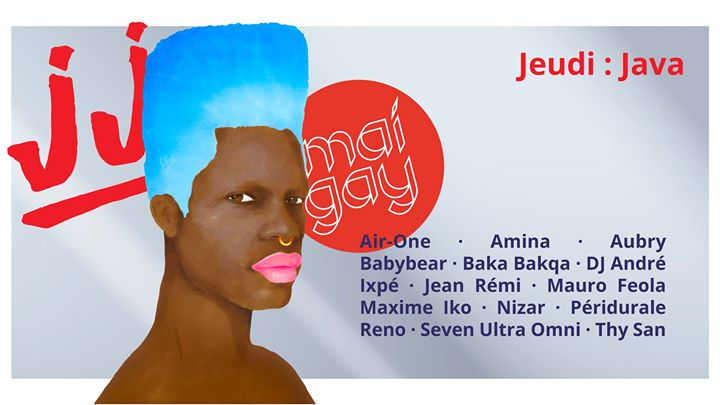JJ - Mai Gay in Paris le Thu, May  9, 2019 from 11:59 pm to 05:00 am (Clubbing Gay)