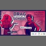 Soirée Drag School (Equal - GLUP - Caélif) à Paris le jeu.  1 février 2018 de 20h00 à 02h00 (Clubbing Gay, Lesbienne, Trans, Bi)