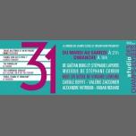 31 à Paris le jeu. 30 mars 2017 de 21h00 à 22h30 (Spectacle Gay Friendly, Lesbienne Friendly, Gay Friendly, Lesbienne Friendly)