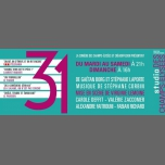 31 à Paris le ven. 14 avril 2017 de 21h00 à 22h30 (Spectacle Gay Friendly, Lesbienne Friendly, Gay Friendly, Lesbienne Friendly)