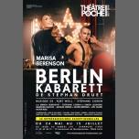 Berlin Kabarett in Paris le Sun, June  3, 2018 from 05:30 pm to 07:30 pm (Theater Gay Friendly, Lesbian Friendly)