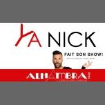 YA NICK fait son show à Paris du  4 octobre 2018 au  3 janvier 2019 (Spectacle Gay Friendly, Lesbienne Friendly)