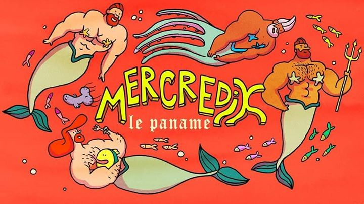 MercrediX partir là bas em Paris le qua,  9 outubro 2019 18:00-06:59 (After-Work Gay)