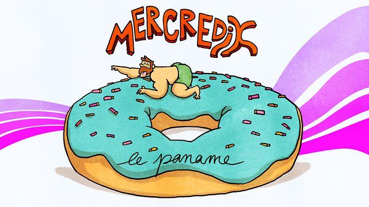 巴黎Mercredix2019年 6月16日,18:00(男同性恋 下班后的活动)