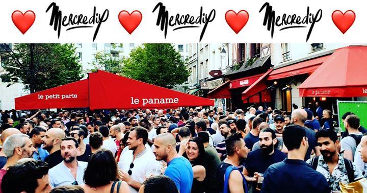 MercrediX The Paname ! em Paris le qua, 10 julho 2019 18:00-01:00 (After-Work Gay)
