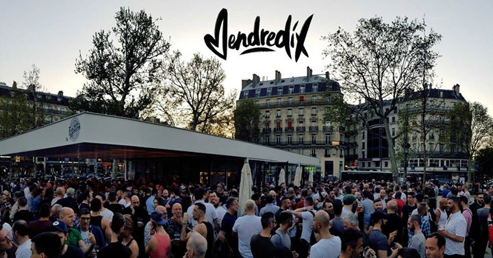 VendrediX RépubliX em Paris le sex,  5 julho 2019 19:00-01:00 (After-Work Gay)