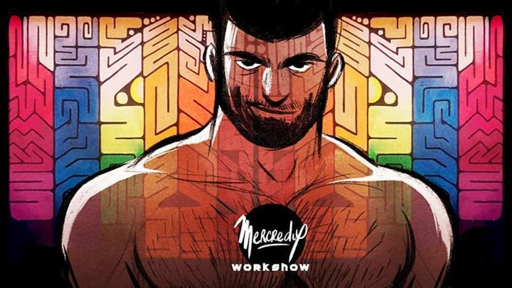 MercrediX WorkshoW Xceptionnel a Parigi le mer  5 febbraio 2020 18:30-02:00 (After-work Gay)