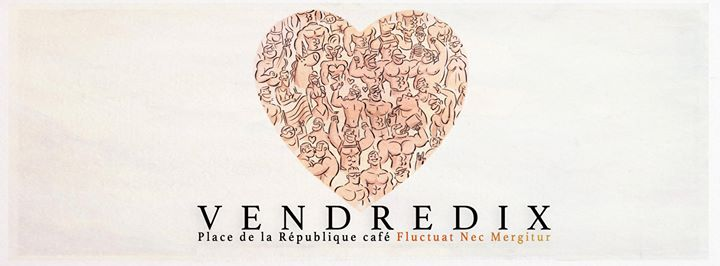 VendrediX RépubliX em Paris le sex, 15 novembro 2019 18:00-23:59 (After-Work Gay)
