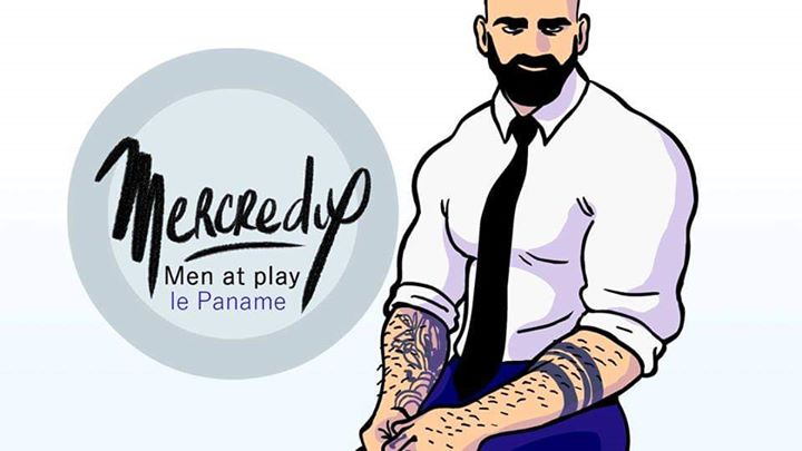 Mercredix Man At Play em Paris le qua, 30 outubro 2019 18:30-23:30 (After-Work Gay)