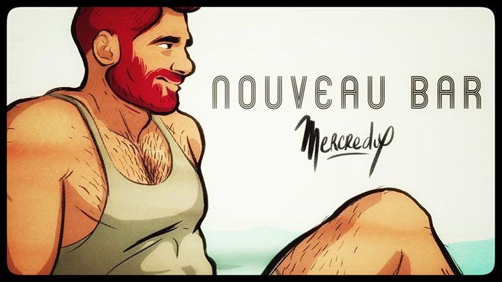 MercrediX Nouveau BAR em Paris le qua,  3 julho 2019 18:00-23:59 (After-Work Gay)