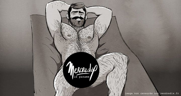 MercrediX Uncensored em Paris le qua, 21 agosto 2019 18:00-23:59 (After-Work Gay)