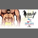 MercrediX Gay Games 2018 à Paris le mer.  4 avril 2018 de 18h00 à 01h00 (After-Work Gay)