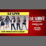 La Soirée des Garçons - New L5 LIVE en Paris le sáb  8 de junio de 2019 23:45-06:00 (Clubbing Gay)