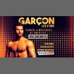 Garçon Magazine, les 2 ans : sortie officielle du N°12 à Paris le sam.  4 novembre 2017 de 20h00 à 23h00 (Clubbing Gay)