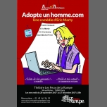 Adopte un homme.com à Paris le dim.  4 mars 2018 de 15h00 à 16h15 (Théâtre Gay Friendly, Lesbienne Friendly)