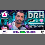 D.R.H - Clarkk & SOS homophobie à Paris le mer. 23 janvier 2019 de 19h00 à 01h30 (After-Work Gay)