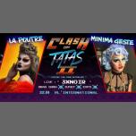 Clash of Tatas S2E4 à Paris le mar. 22 janvier 2019 de 19h00 à 01h00 (Clubbing Gay)