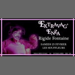 Extravag'Enza : Rigide Fontaine in Paris le Sa 23. Februar, 2019 22.00 bis 05.00 (Clubbing Gay)