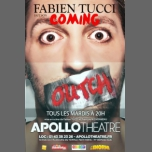 Fabien Tucci dans Coming Outch à Paris le mar.  5 juin 2018 de 20h00 à 21h00 (Spectacle Gay Friendly, Lesbienne Friendly)