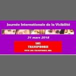 Journée Internationale de la Visibilité Trans ( TDOV ) à Paris le dim. 31 mars 2019 de 00h00 à 00h59 (Rencontres / Débats Gay, Lesbienne, Trans, Bi)